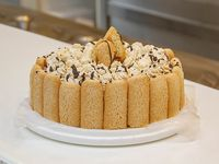 Torta Tiramisú helada