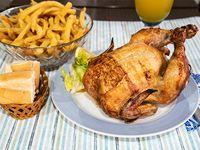 Promoción - Pollo al spiedo
