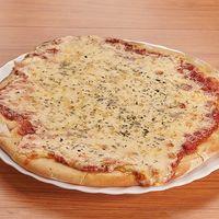 1 - Pizza muzzarella