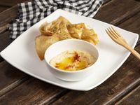 Hummus + Tostones