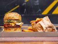 Burger memoria de Paris