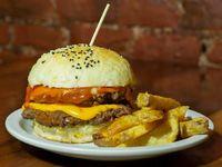 Promo burger doble cuarto de libra 2 combos
