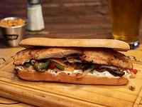 Sándwich de pechuguita
