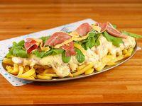 Mega mila italiana para dos + fritas