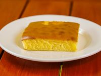 Torta bizcochuelo de naranja