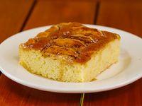 Torta bizcochuelo de manzana