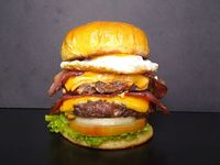 Doble power point burger