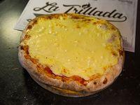 Pizzetta con muzzarrella 2x1