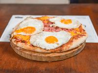 Pizzeta La Trillada 2x1
