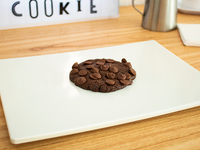 Cookie con doble chocolate