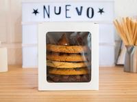 Caja de 6 cookies