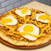 Pizza la Bomba de Antonias