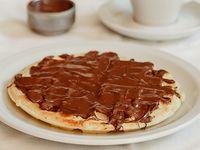 Waffle de nutella xl