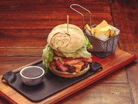 Lengendary TBF burger