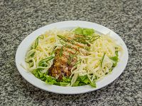 Chicken green salad