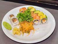 Tabla - 12 piezas de sushi