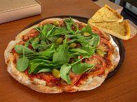 Promo vegana - Pizza grande vegana + 2 fainá