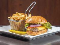 Ruby's Classic Cheeseburger