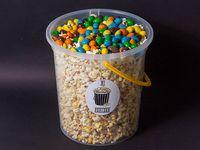 Balde de popcorn con manichoc (250 gr)