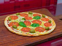 Pizza napolitana (8 porciones)
