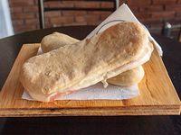 Sándwich árabe