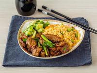 Carne mongolia