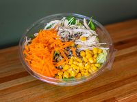 Ensalada de choclo y zanahoria