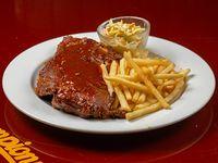 Memphis pork ribs