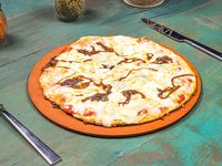 Pizza pilón (vegetariana)