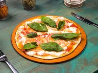 Pizza italiana (vegetariana)