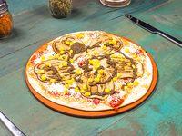Pizza capra (vegetariana)