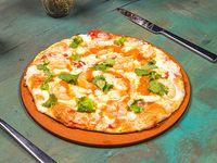 Pizza peruana (picante)
