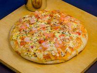 21 - Pizza camarones