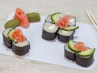 Hosomaki de salmón (8 cortes)