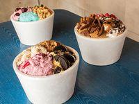 Promoción Triple Crunch - 3 kg de helado