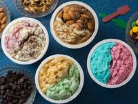 Promoción Relampamigos - 4 helados de 1/4 kg + 4 tacitas de regalo
