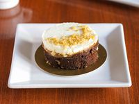 Mini torta brownie vani line (sin azúcar agregada)