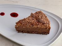 Doble marquisse de chocolate con Baileys
