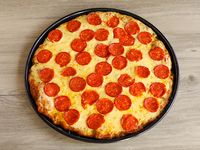 Pizzeta familiar clásica (42 cm)