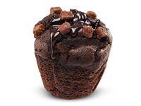 Muffin Volcán De Chocolate