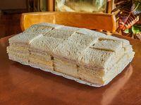 Sándwich de jamón y queso (48 unidades)