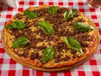 Pizza margarita pequeña