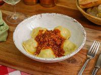 Sorrentinos de jamón y muzzarella