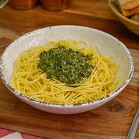 Fideos finitos spaghetti