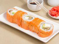 Sake veggie roll (8 a 10 piezas)