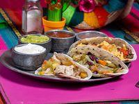 Plato para 1 - Tacos