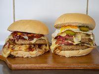 Promoción - 2 armá tus hamburguesas!