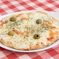 Pizza muzzarella individual (sin TACC)