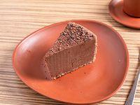 Torta raw porción apto para celíacos