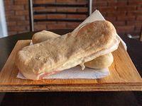 Promo - 2 sándwiches árabes de jamón y queso